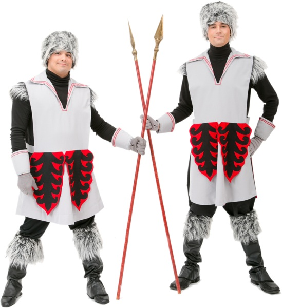 rental costumes for the wizard of oz winkie guards