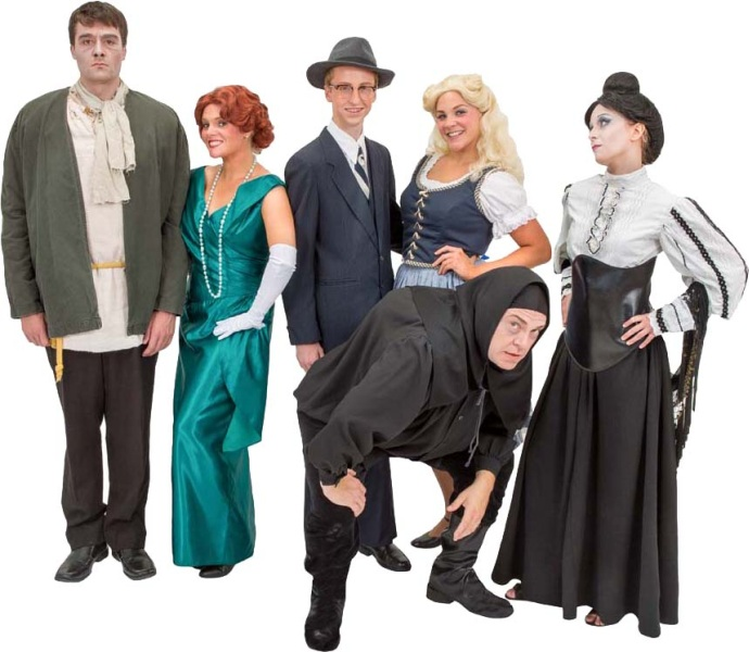 Young Frankenstein Costume Rentals