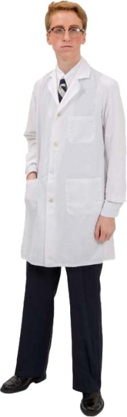 Rental Costume for Young Frankenstein – Dr. Frederick Frankenstein in his lab coat